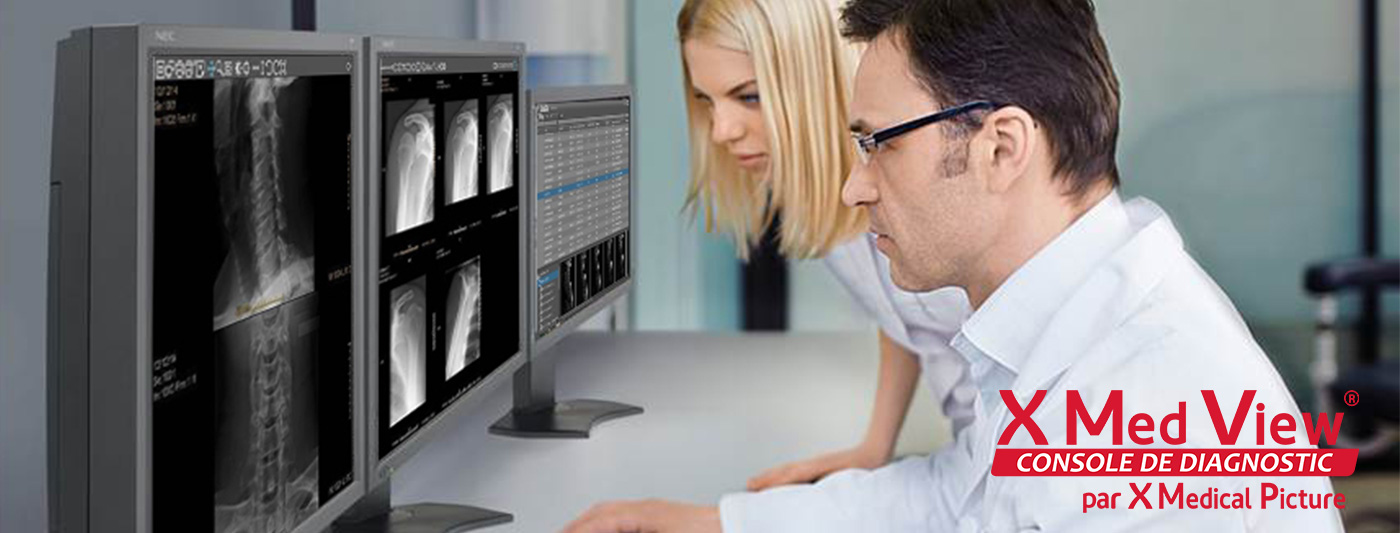 X Med ViewMulti-modality diagnostic console